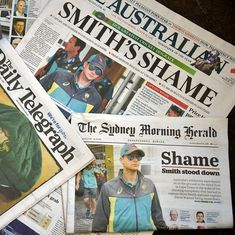 The day Australian cricket lost its integrity and a country reacted with shock and anger