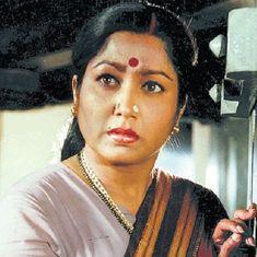 'Goddess of acting' Jayanthi dies at 76