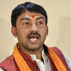 Bhagalpur communal clashes: BJP minister's son arrested a week after warrant was issued