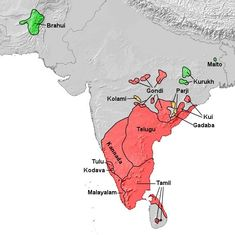 How researchers combined linguistics and archaeology to determine the age of Dravidian languages