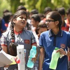 CBSE admits to some delays at exam centres on Monday, but blames Bharat bandh