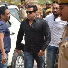Blackbuck poaching case: Salman Khan sentenced to five years in jail