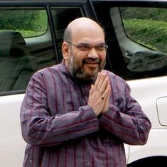 Mumbai: BJP's welcome rally for party chief Amit Shah leads to major traffic jams in the city