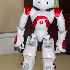 Video: Meet the robots who are new teachers at a primary school in Finland