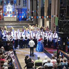 The right note: Why it's time for male voice choirs to star welcoming women
