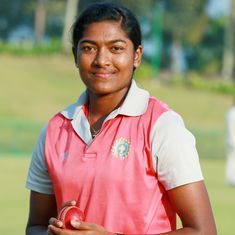 An Adivasi woman is Kerala's newest cricket star – and dreams of playing for India one day