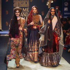 Your masterji copying a Sabyasachi lehenga is only the tip of India's fashion plagiarism problem