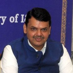In outreach to Shiv Sena, Maharashtra CM pitches for an alliance of 'secular but Hindutva' parties