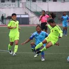 Rising Student Club march to IWL final with a 4-3 win on penalties over KRYHPSA