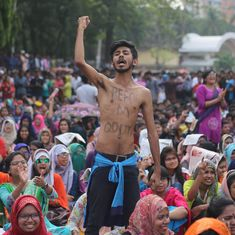At the heart of Bangladesh's anti-quota protests are government's broken promises on job creation