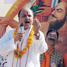 Secret RSS deal may have paved the way for Pravin Togadia's removal as Vishwa Hindu Parishad chief