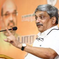 With Goa CM Parrikar still away for medical care, Congress protests state's 'headless government'