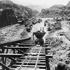 The Panama Canal's construction was marked by horrors for Caribbean workers