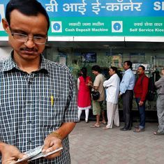 Cash crunch: Problem to be resolved in Telangana and Bihar by Friday, says SBI