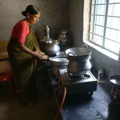 It's too much work for too little pay, say Karnataka anganwadi workers cooking hot meals for mothers