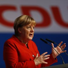 Germany's pitch for a seat in the UN Security Council is a move to seek a larger global role