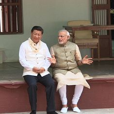 When Modi meets China's Xi in Wuhan, India starts from a position of weakness