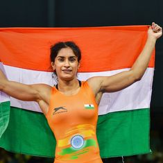 Haryana government cancels award function for CWG medallists after prize money furore