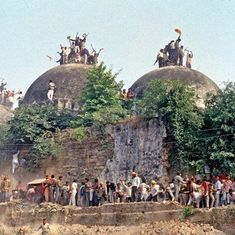 Ayodhya dispute: Sunni Waqf Board urges Supreme Court to refer case to Constitution bench