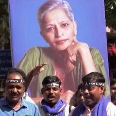 What would Gauri Lankesh have made of India's 'discovery' of Karnataka this election season?