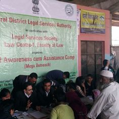 How well do India's free legal aid services work? Not nearly well enough