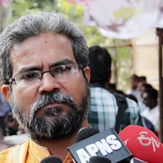 Chhattisgarh: Journalist charged with sedition for sharing cartoon on SC verdict in Loya case