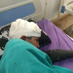 'Please spare the children': Stone-pelting attack on school bus meets with anguish in Kashmir