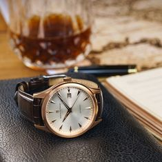In an era of smartwatches, one couple wants to bring back old-school artistic watchmaking