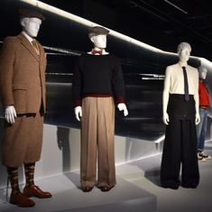 From suits to mohawks, how men's fashion has been shaped by politics of the time