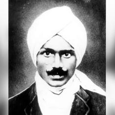 Tamil poet Subramania Bharati died in poverty, but his works sparked an unparalleled copyright war