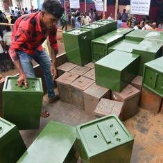 West Bengal panchayat elections: Over 26% voter turnout recorded till 11 am amid violence