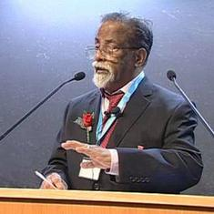 ECG Sudarshan (1931-2018): An eminent physicist who missed out on a Nobel Prize