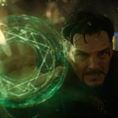Watch: How would Doctor Strange spend a day at the water park?