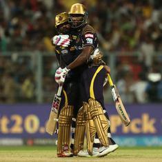 KKR vs RR as it happened: Russell, Karthik help Kolkata beat Rajasthan by six wickets