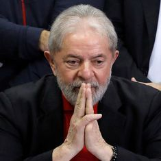 Even from jail, Lula da Silva is crushing his rivals in the Brazilian presidential race