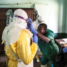 Ebola in Congo: WHO calls for emergency meeting to discuss global risks of outbreak