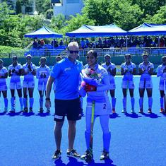 India's failure to defend Asian Champions Trophy title adds to pressure on Sjoerd Marijne