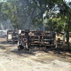 Tamil Nadu: At least nine dead after police open fire on anti-Sterlite protestors in Thoothukudi