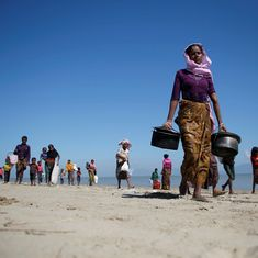 'It is like Alcatraz': Rohingya refugees resist Bangladesh plan to shift them to nowhere island