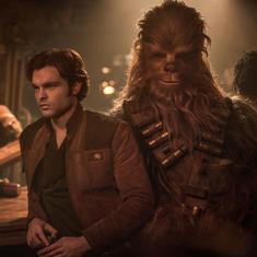 'Solo: A Star Wars Story' film review: Fans can assemble in orderly fashion. The rest can fly away