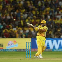 Data check: Chennai's 'old' batting line-up fired on all cylinders this season