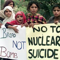 Pakistan says 'hostile posturing' by India forced it to conduct nuclear tests in 1998
