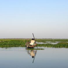 Why an Assam wetland's growing popularity is posing a threat to it