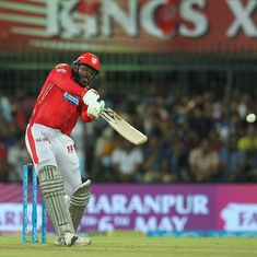 'I have done so much for the IPL': Gayle after fruitful stint with Kings XI Punjab
