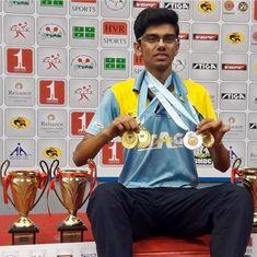 Table tennis: Junior world No 2 Manav Thakkar ready for stiffer tests, turns focus to senior circuit