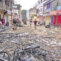 Aurangabad Police consider booking Flipkart for alleged weapon transactions after communal riots
