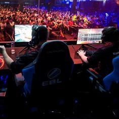 The rise and rise of eSports: Video gamers may soon be paid more than top pro athletes