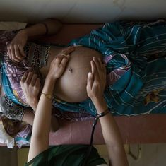 India records a 22% improvement in maternal mortality since 2013