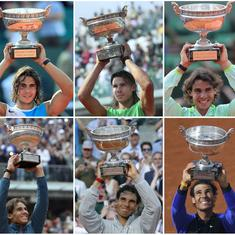 Watch: Looking back at La Decima – Rafael Nadal's 10 conquests at the French Open
