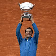 King of Clay reigns supreme: Rafael Nadal wins 11th French Open